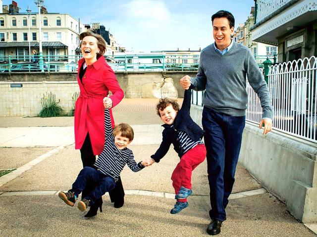 Ed-Miliband-and-Justine-Thornton