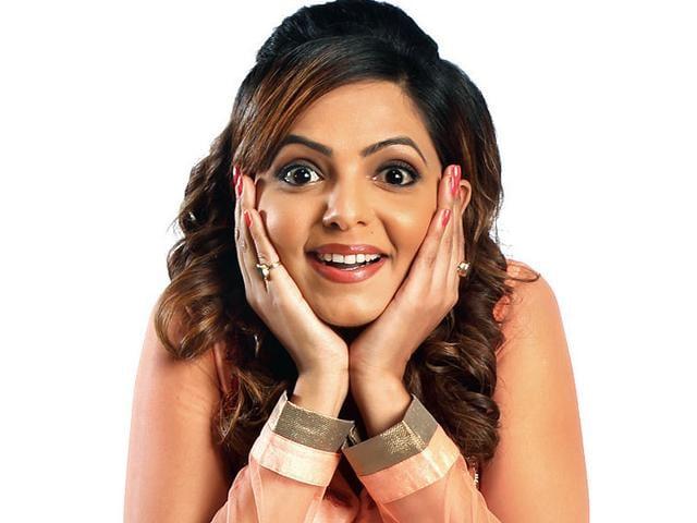 Sugandha Mishra,Comedy Nights with Kapil,Sa Re Ga Ma Pa