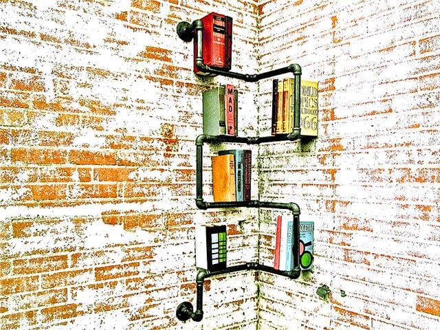Make-bookshelves-with-GI-pipes-that-have-threaded-ends-available-at-any-sanitaryware-store-Create-shelf-patterns-to-suit-your-space-Photo-courtesy-My-Home-Design