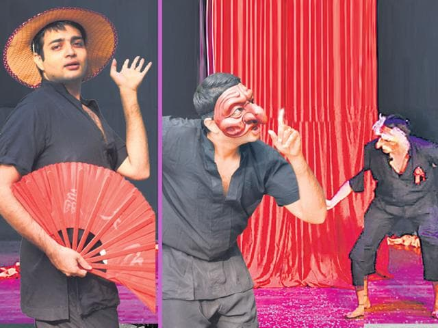 A Tale Of Two Treaties,Kathryn Doshi Theatre Director,Deepal Doshi