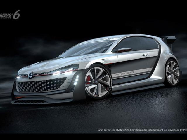 Gran Turismo 6,Volkswagen,GTI Supersport Vision Gran Turismo