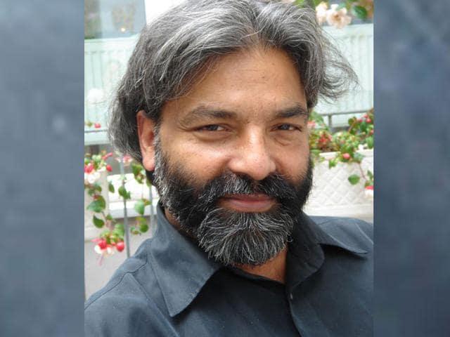 Rajvinder Singh,poet,Indian-origin
