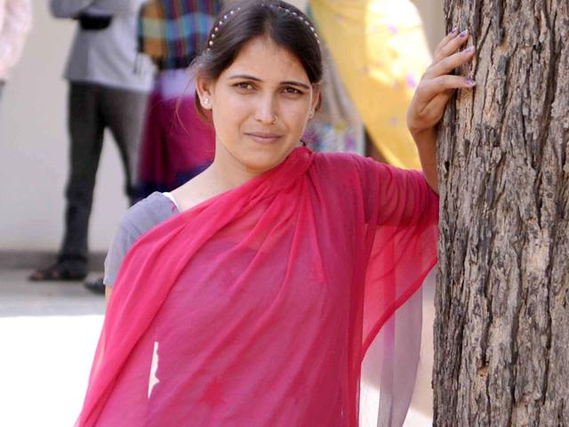 Roshni-Bairwa-of-Tonk-district-in-Rajasthan-said-no-to-marriage-when-she-was-14-Himanshu-Vyas-HT-Photo