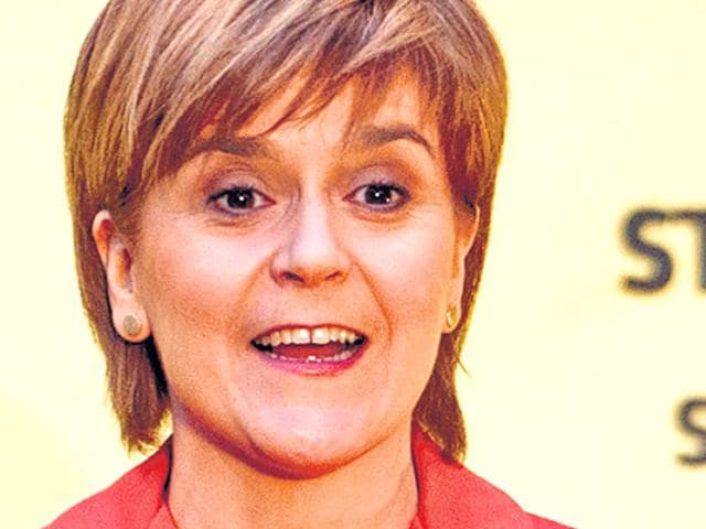 UK polls,Scottish National Party,Nicola Sturgeon