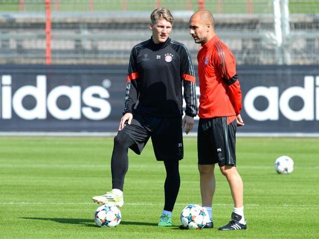 Bayern,Porto,Guardiola