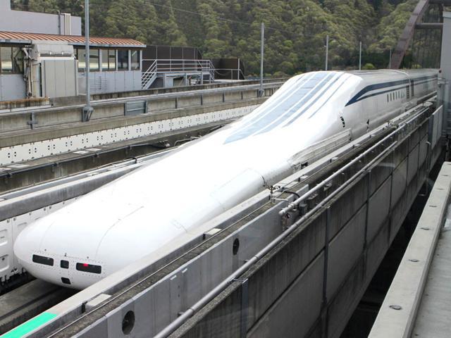 Maglev,Japan Railway,rail speed record