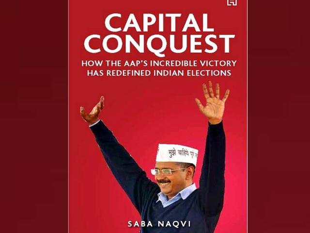 Capital Conquest,Capital Conquest Book,Saba Naqvi book