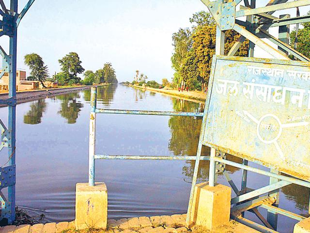 The-main-IGNP-canal-is-445-km-long-and-runs-through-seven-districts-of-Rajasthan-HT-File