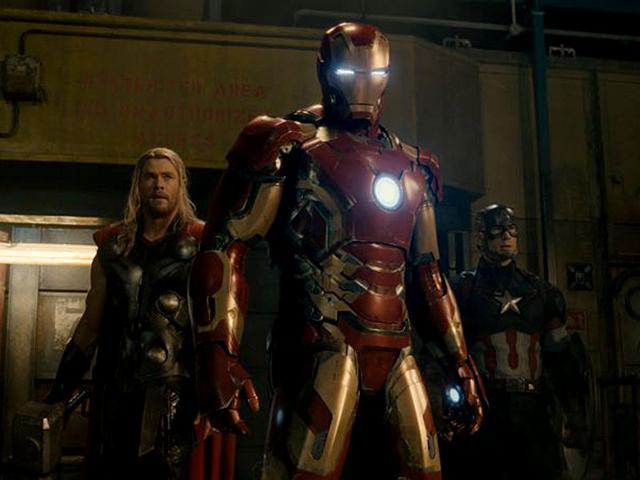 Avengers: Age of Ultron,Marvel,Marvel Cinematic Universe