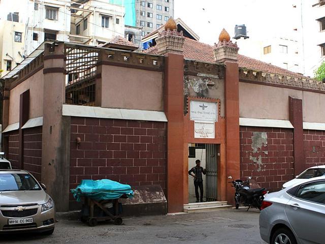 Banaji-Limji-Agiary-the-oldest-Fire-Temple-in-Mumbai-will-celebrate-its-306th-anniversary-Arijit-Sen-HT-photo