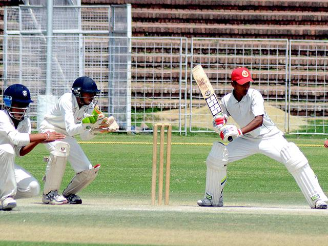 A-match-between-Mohali-and-Zone-A-in-progress-during-the-Punjab-state-under-16-cricket-tournament-for-ML-Markan-trophy-at-the-Sector-16-cricket-stadium-on-Wednesday-HT-Photo