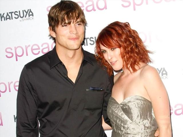 Ashton-Kutcher-and-Rumer-Willis