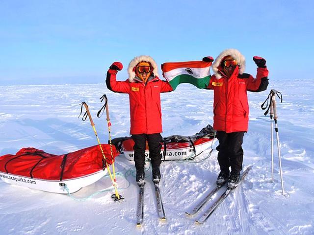Mount Everest,Tashi Malik,Nungshi Malik