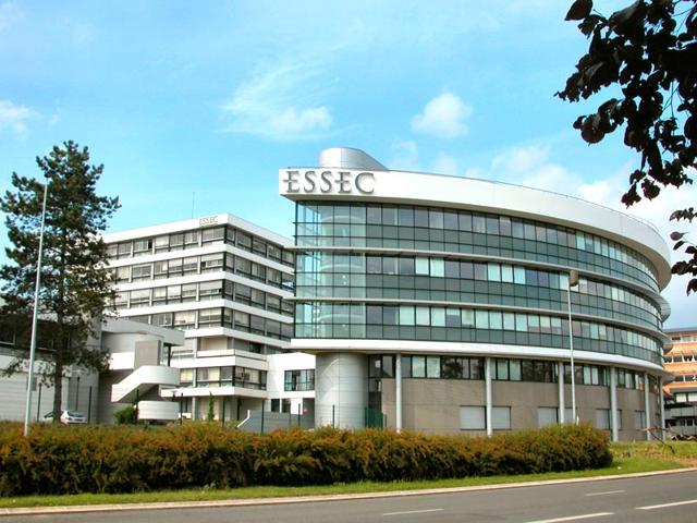 Essec Business School,MBA,MBA from France