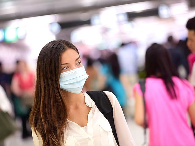 Respiratory Illness,Viral Infections,Cloth Masks Infections