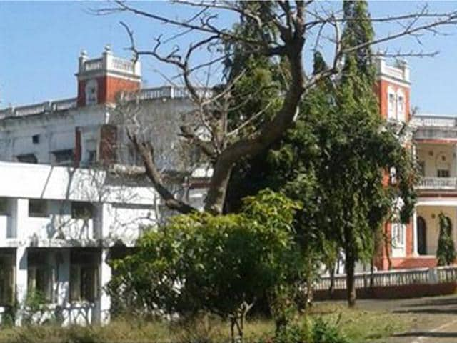 The--photo-of-Bhopal-s-Minto-Hall--tweeted-under-the-unique-initiative-of-Bhopalwalk-HT-photo