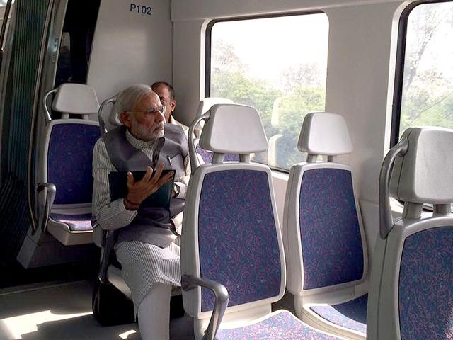 PM-Narendra-Modi-travelled-by-Delhi-Metro-from-Dhaula-Kuan-to-Dwarka-Photo-credit-PMOIndia-on-Twitter