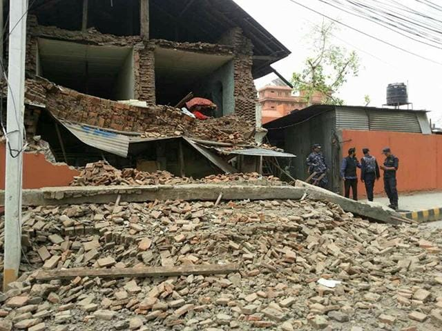 Patiala,Nepal,earth quake