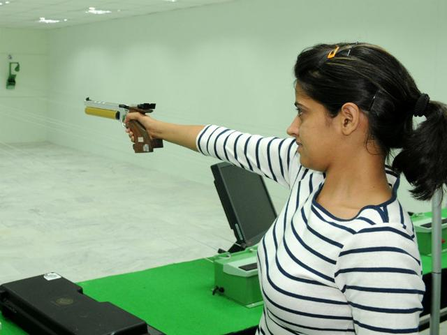 Anjum Moudgil,rifle shooter,World University Games