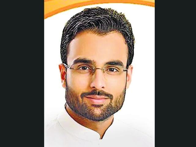 Iqbal Singh Grewal,Amarinder Singh,NSUI