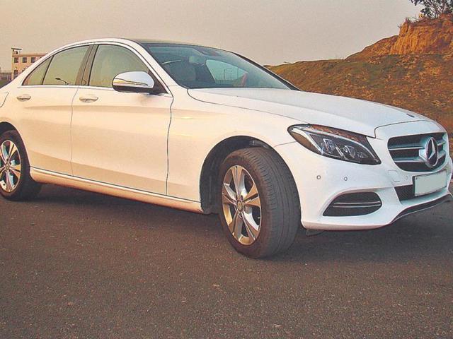 Luxurious,Mercedes C-Class,S-Class