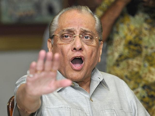 BCCI-president-Jagmohan-Dalmiya-The-ICC-headed-by-N-Srinivasan-has-reportedly-sent-a-letter-to-Dalmiya-after-pictures-emerged-of-board-secretary-Anurag-Thakur-in-the-company-of-a-suspected-bookie-Subhankar-Chakraborty-Hindustan-Times