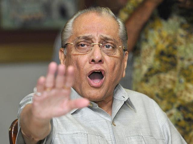 BCCI president Jagmohan Dalmiya