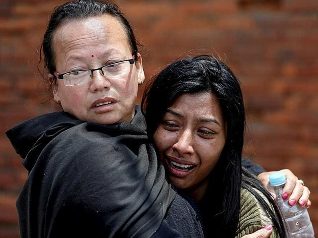 Street Children Trust,Human trafficking,Nepal quake survivors