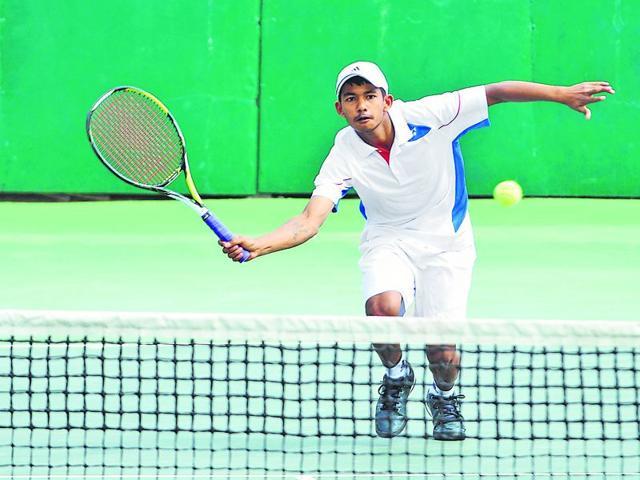 Shashikant Rajput,Chandigarh Academy for Rural tennis,AITA