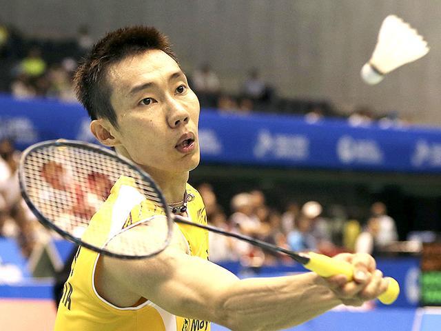 Badminton,Lee Chong Wei,Malaysia