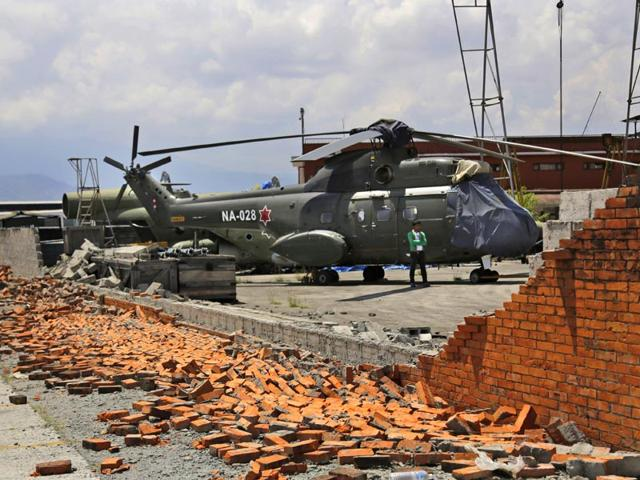 A-wall-at-the-Kathmandu-airport-that-collapsed-during-the-earthquake-Chaos-has-reigned-at-Kathmandu-s-small-airport-since-the-earthquake-with-the-onslaught-of-relief-flights-causing-major-backups-on-the-tarmac-AP-Photo