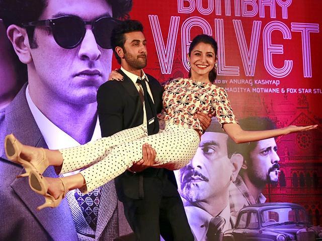 Ranbir-Anushka-posed-for-the-shutterbugs-at-the-trailer-launch-of-Bombay-Velvet-AP-Photo