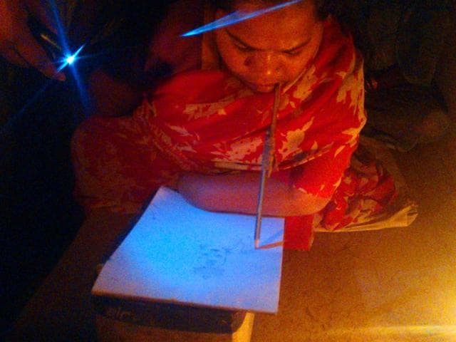 Narbadia-started-painting-at-the-age-of-seven-Photo-HT