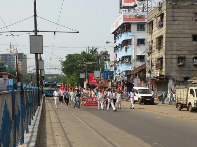 CPI(M),Kolkata bandh,hartal