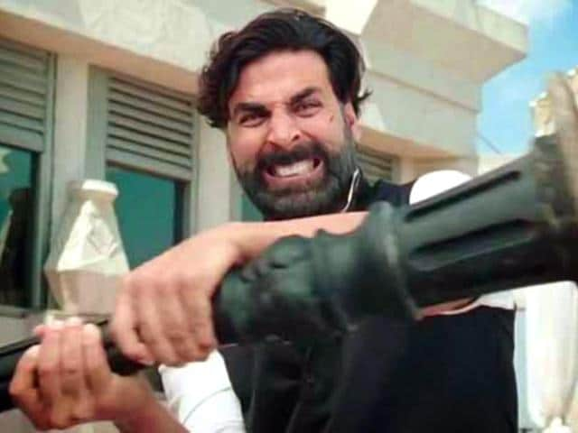 Gabbar Is Back review: Akshay Kumar takes on corruption in
