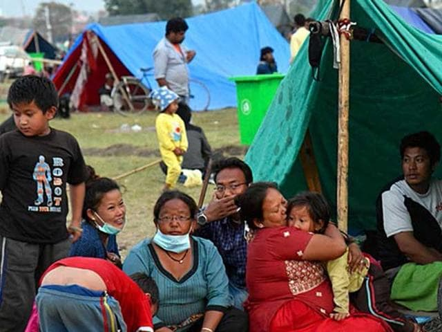 Nepal earthquake,children,human trafficking