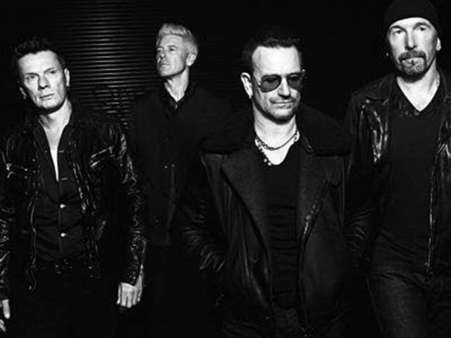 Bono,U2,Hindustan Times