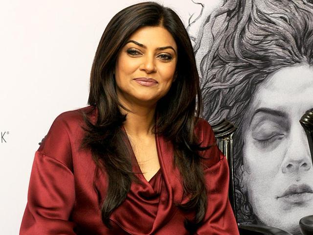 Sushmita-Sen-makes-her-Bengali-film-debut-with-Srijit-Mukherji-s-Nirbaak-Samir-Jana-HT-Photo