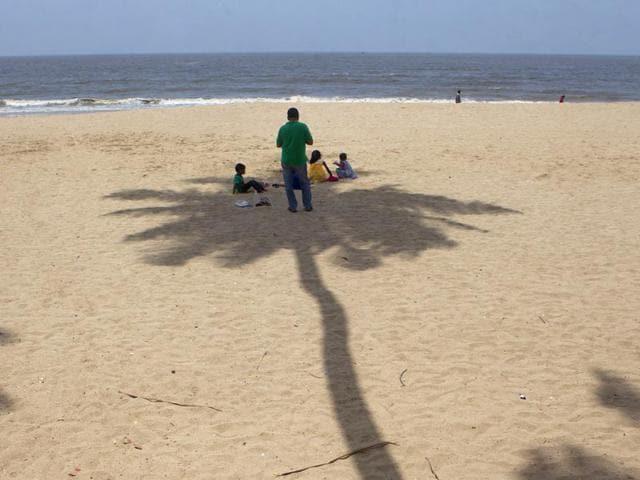 Aksa beach incident