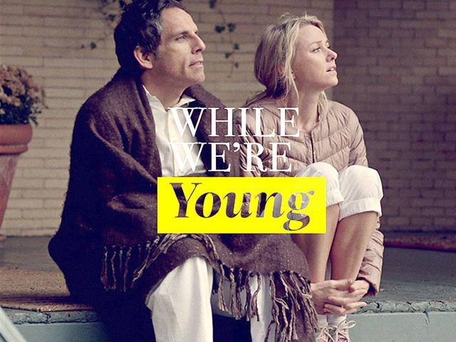 While We're Young,Movie Review,Ben Stiller
