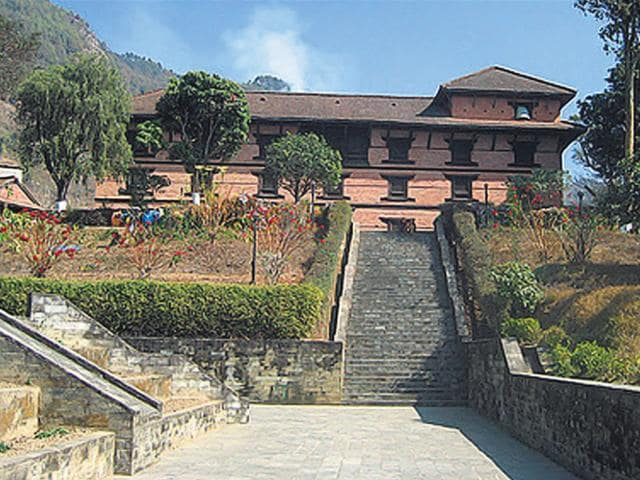 The-seat-of-Gorkha-power-the-Darbar-fort-has-survived-the-earthquake-with-minimal-damage-HT-Photo