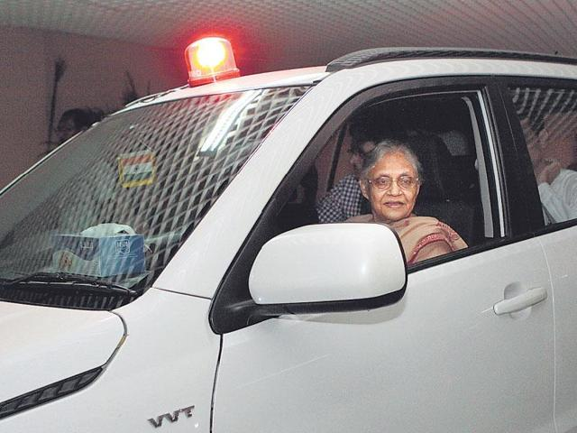 The-car-was-lying-unused-after-Delhi-CM-Arvind-Kejriwal-refused-to-take-an-official-vehicle-Sunil-Saxena-HT-File-Photo