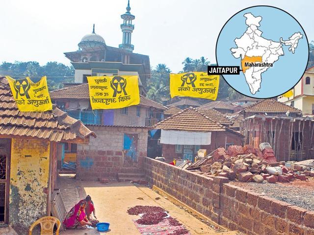 Jaitapur nuclear power project,Nukes,Nuke Power