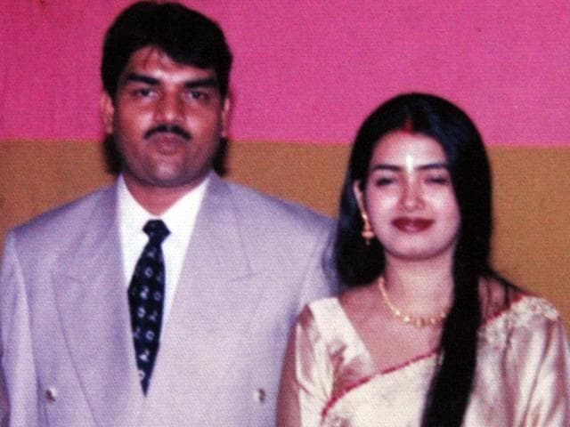Dr-Pankaj-Kumar-Gupta-and-his-wife-Shubhra-HT-Photo
