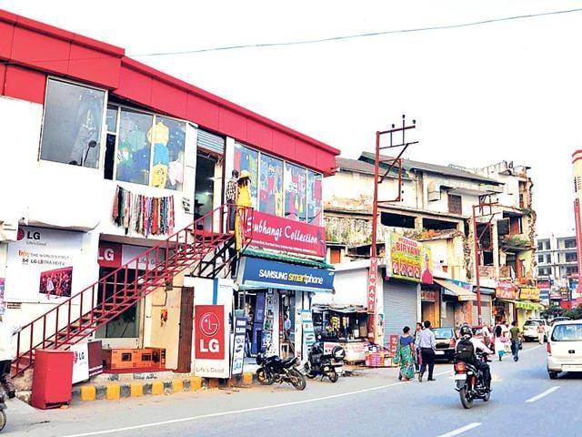 market redevelopment plan,MDDA,dilly-dally approach