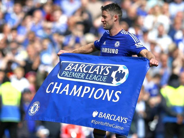 Chelsea-s-Gary-Cahill-celebrates-after-winning-the-Barclays-Premier-League-Reuters
