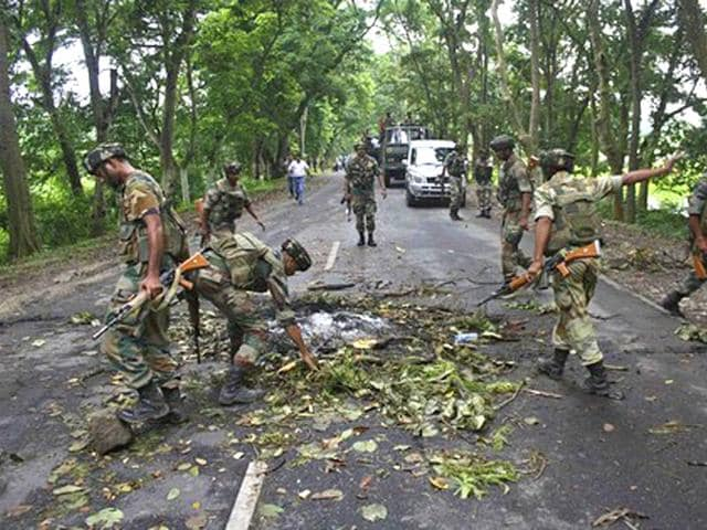 There-have-been-several-encounters-between-the-rebel-group-and-security-forces-since-March-with-at-least-10-cadres-having-been-killed-four-of-them-in-Manipur-last-week-Reuters-File-Photo