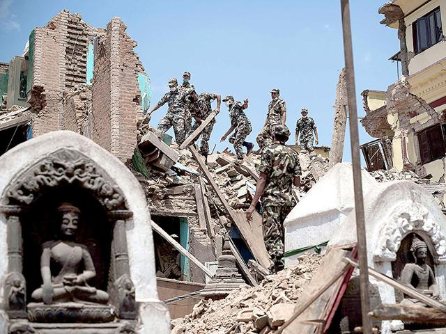 Nepal earthquake,earthquake in nepal,rescue operations in Nepal