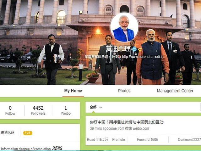 Chinese social media