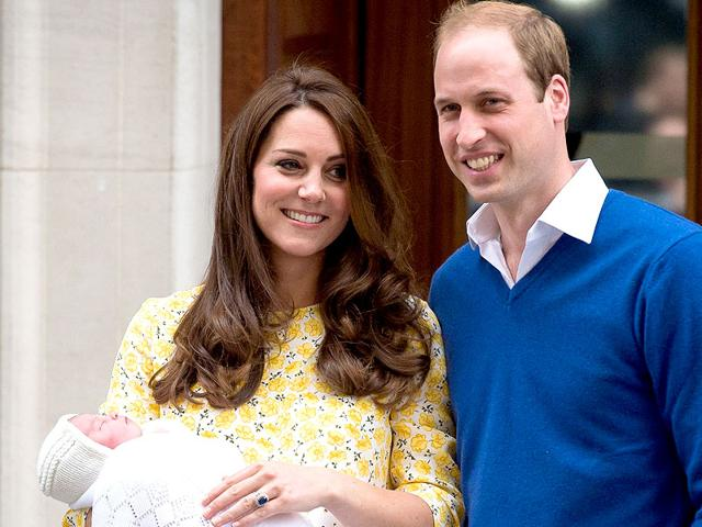 Britain-s-Prince-William-and-Catherine-Duchess-of-Cambridge-show-their-newly-born-daughter-their-second-child-to-the-media-outside-the-Lindo-Wing-at-St-Mary-s-Hospital-in-central-London-AFP-PHOTO